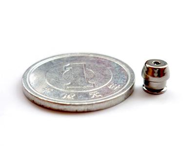 HPSでロックキャッチを購入、とっても小さい