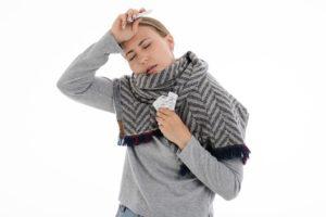 風邪や体調不良は禁物